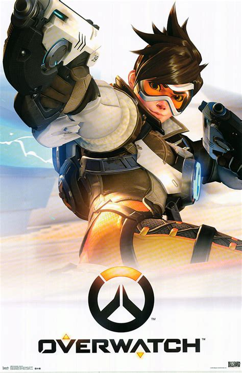 Poster Overwatch 11 overwatch posters at poster warehouse