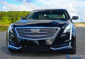Cadillac Vom 2016 Cadillac Ct6 Platinum 3 0tt Review Test Drive