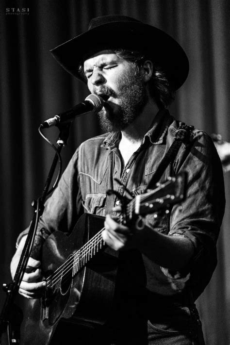 Colter Wall at the Hotel Cafe in Hollywood, CA - National
