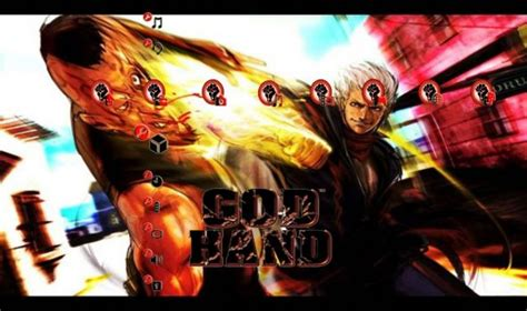 Themes God Hand | th 232 me god hand jeux jvl