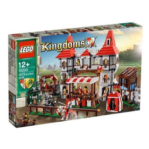 Lego Kingdoms Joust lego castle sets kingdoms 10223 kingdoms joust new