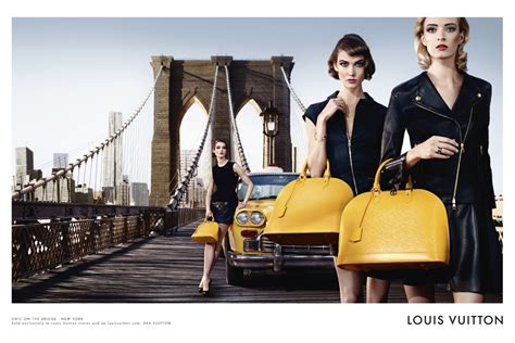 Louis Vuitton Ad by The Iconic Louis Vuitton Alma Bag Receives Its Own Ultra