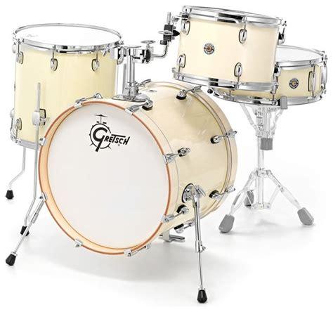 Drum White No Brand 18 bateria gretsch club 18 quot trino
