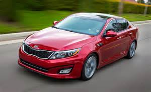2014 Kia Optima Sx Turbo Car And Driver