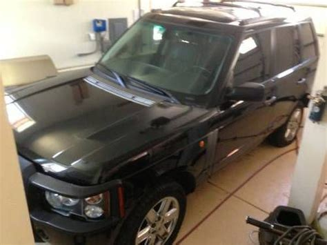 how do cars engines work 2005 land rover discovery interior lighting sell used 2005 range rover hse 87k miles needs engine work in aspen colorado united states