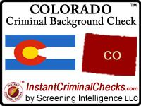 Criminal Background Check Colorado Colorado Criminal Background Checks For Pre Employment