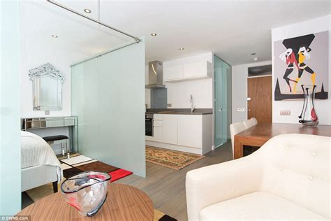 one bedroom flat sale london one bedroom flat among smallest in london hits market for