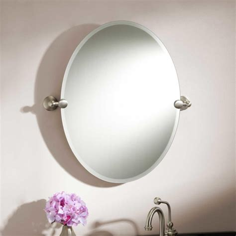 oval mirror for bathroom oval bathroom mirror wide home ideas collection oval