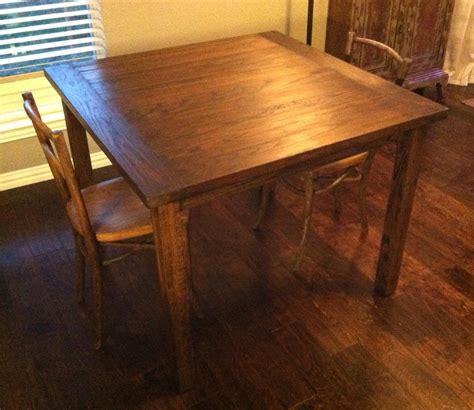 oak dining table simple oak dining table the grain
