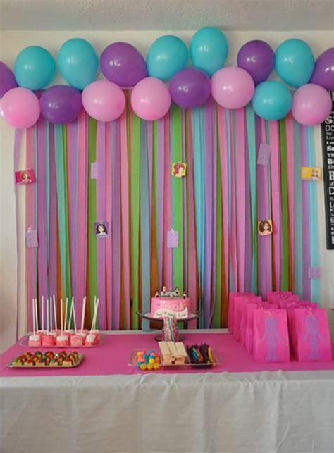 Decoracion Para Fiestas Infantiles Decoraci 243 N Para Fiestas De Cumplea 241 Os Infantiles De Material Para Manualidades