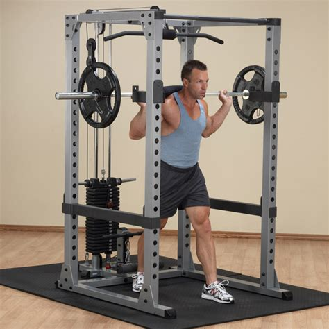 Fitness Racks by Solid Gpr378 Pro Power Rack Fitnesszone
