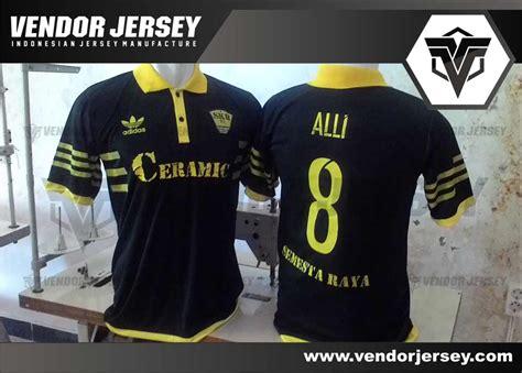 Baju Bola Berkerah Pembuatan Baju Futsal Berkerah Pemesanan Dari Bekasi