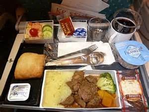 Chicken Root Vegetables - singapore airlines reviews inflight food airline meal pictures