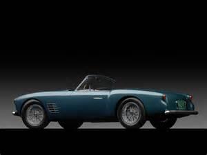 Maserati Zagato Spyder Maserati A6g 2000 Spider 1954
