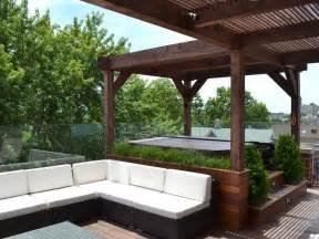 tubs and spas outdoor spaces patio ideas