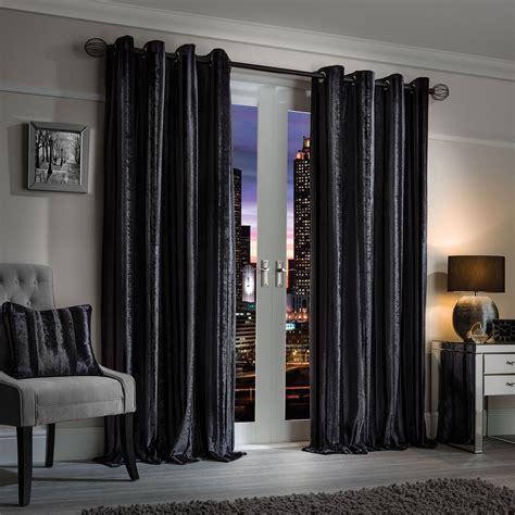 the velvet curtain elegance charm charcoal luxury striped velvet curtains