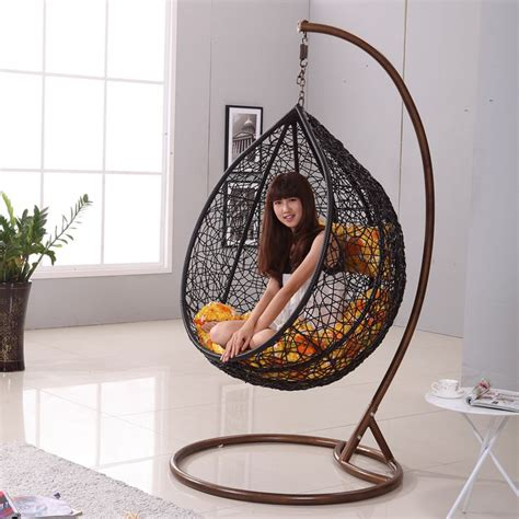 Hanging Chairs Indoor by 25 Best Ideas About Indoor Hanging Chairs On