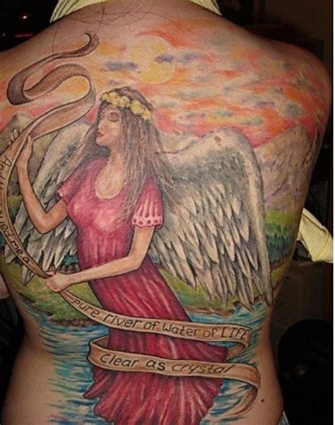 sexy angel tattoo design 50 designs