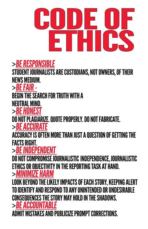 13 best images about codes of ethics conduct on pinterest