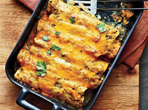 Cooking Light Enchilada Casserole by 87 Healthy Casseroles Cooking Light