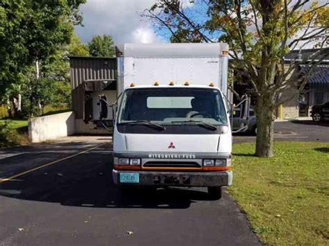 mitsubishi truck 1998 mitsubishi fuso 1998 van box trucks