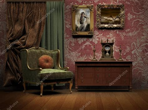 viktorianische zimmer viktorianische altes zimmer stockfoto 169 mppriv 30988659