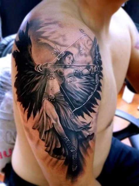 die besten 25 engel tattoos ideen auf pinterest