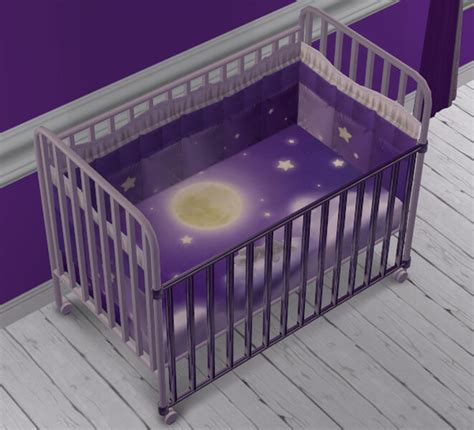 Hippo Crib Bedding Mod The Sims Hippo Nursery Set