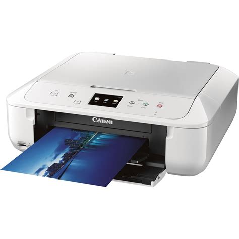 Printer Canon Pixma Wifi canon pixma mg6820 wireless photo all in one inkjet 0519c022aa