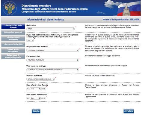 visto russia consolato come ottenere il visto per la russia in maniera facile ed