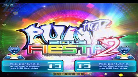 imagenes pump it up fiesta 2 pump it up fiesta 2 2013 how to create usb profiles
