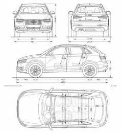 Audi Q2 Dimensions Audi Q3 Voiture Audi Q3 Fiche Technique