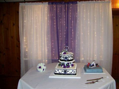 cake table w backdrop celebrations decorated in style