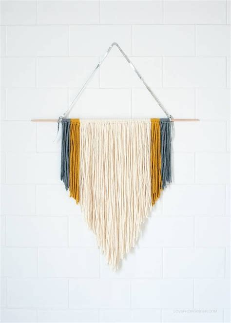 Diy Macrame Wall Hanging - diy macrame wall hanging time