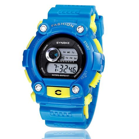 Gshock W01s Black L Blue watches g shock for boys