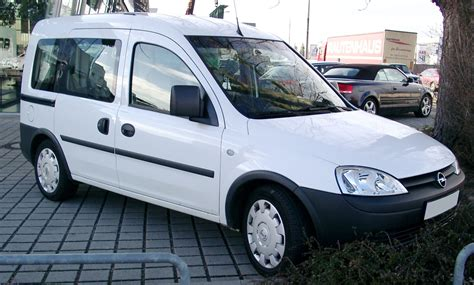 opel combo opel combo 1 3 cdti photos and comments www picautos com