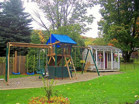Backyard Playground Accessories by Backyard Playground Equipment Outdoor Furniture Design