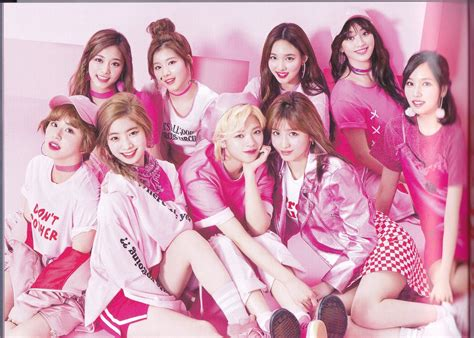 twice onehallyu photoshoot scans twice japan debut best album