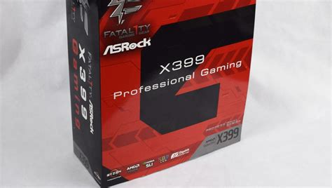 Best Seller Asrock Fatal1ty X399 Professional Gaming Tr4 Amd placa m 227 e asrock fatal1ty x399 professional gaming