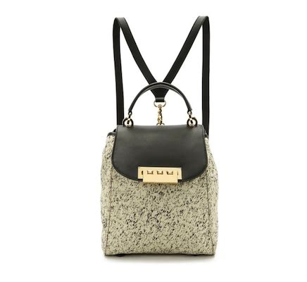 Web Snob The Bag Snob A Selective Editorial On Designer Handbags Authentic Designer Purses And Leather Bags 3 by Frugal Friday Zac Zac Posen Painterly Eartha Backpack