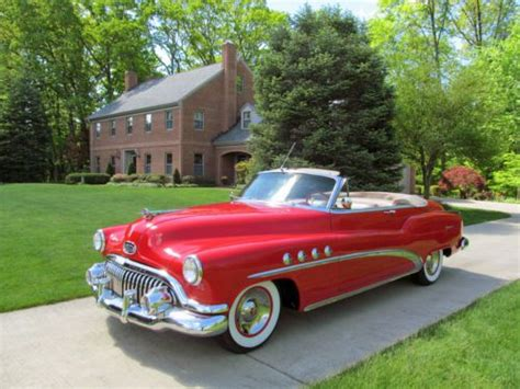 1952 buick roadmaster for sale buy used 1952 buick roadmaster convertible restored best