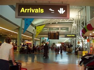 Airport Arrivals Auckland Airport Arrivals New Zealand Travel Guide