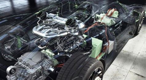 porsche 918 engine porsche 918 spyder engine technology wordlesstech