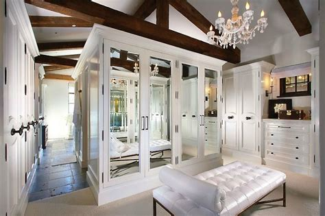 amazing walk in closets mirrored doors contemporary closet forest studio
