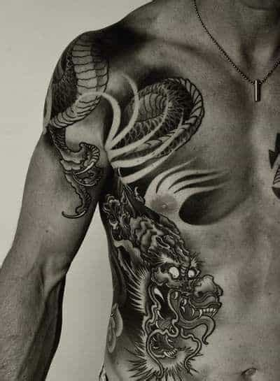 tattoo dragon man s willy dragon tattoos for men dragon tattoo designs for guys