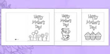 mothers day card template doc s day card templates coloring usa design