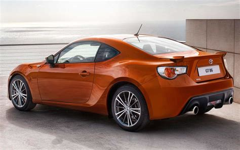 Toyota 86 Gt Toyota Unveils Gt 86 Ft 86 Before Tokyo Debut