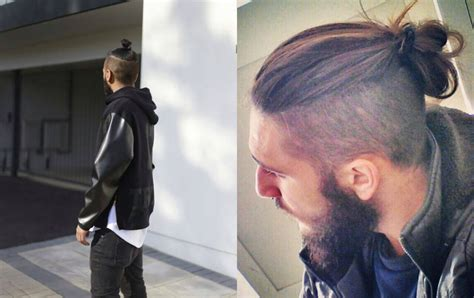 samurai top knot hair samurai knots hairstyles for men have become mass trend
