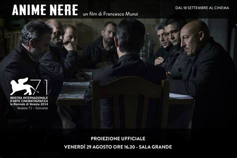 Film Up Anime Nere   anime nere premieres at venice film festival 2014 to
