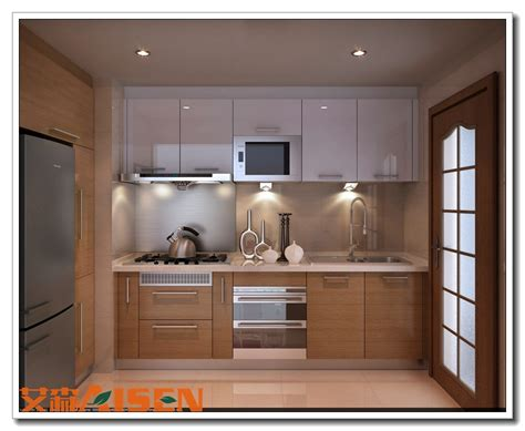Apartment Kitchen Cabinets by Apartment Bright Color Kitchen Cabinet Small Kitchen
